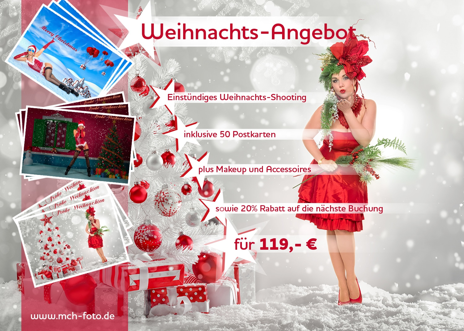 Weihnachtsangebot XMas Special
