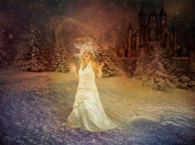 Fantasy Schneekönigin
