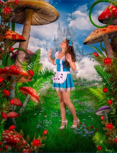 Märchen Alice im Wunderland