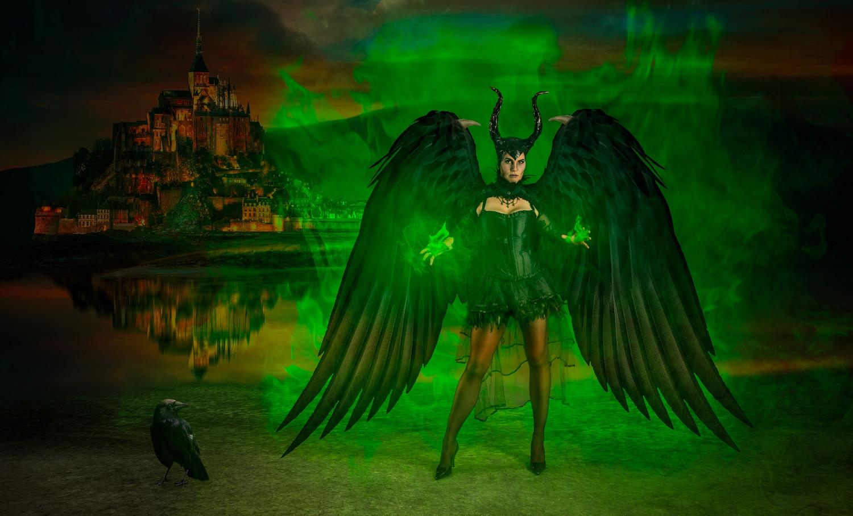 Fantasy Maleficent