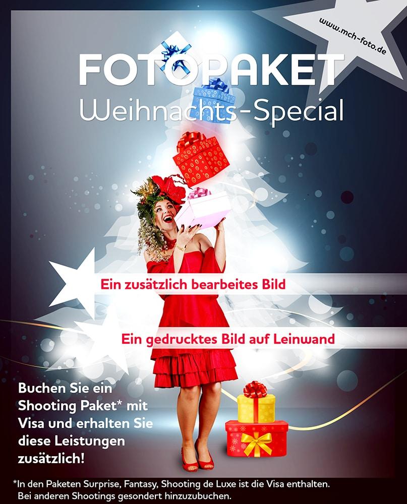 Fotopaket Weihnachts Special
