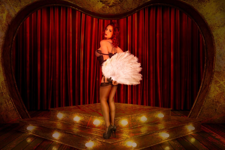 federfächer burlesque