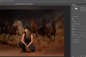 Workshop Photoshop Composing