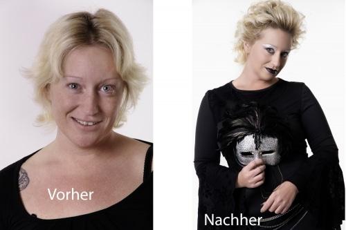 Vorher-Nachher