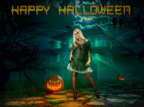 Halloween Thementag