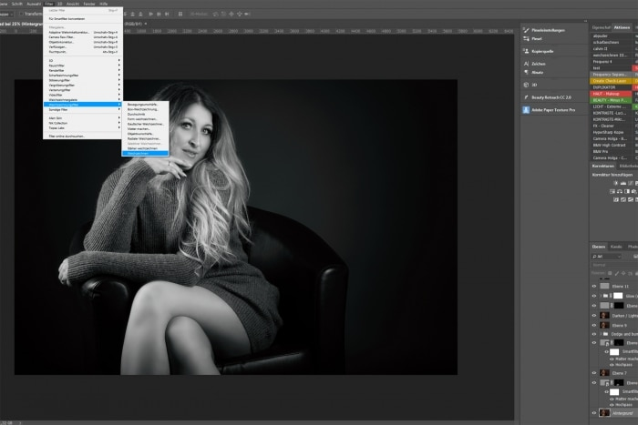PHOTOSHOP Intensiv Workshop