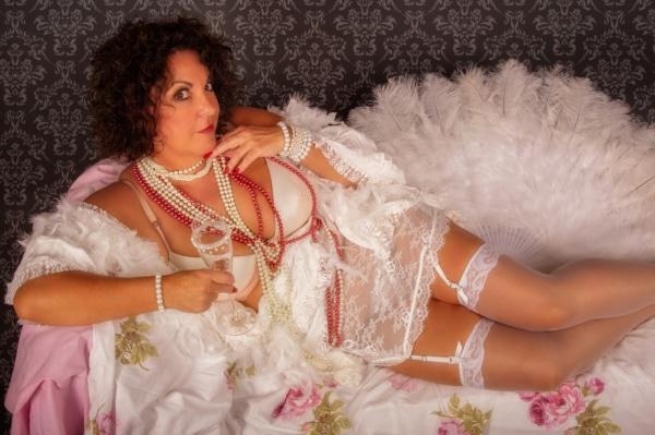 boudoir shooting