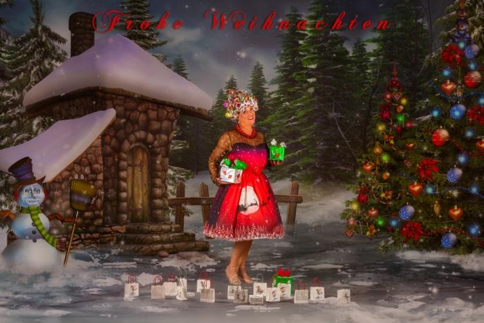Composing Weihnachten