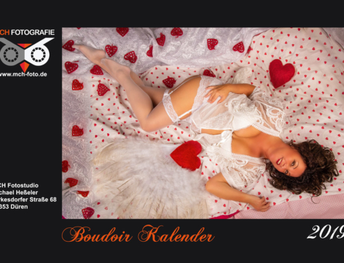 Boudoir Kalender 2019