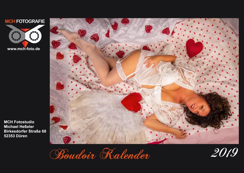 Boudoir Kalender
