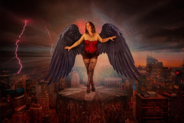 Composing Angel