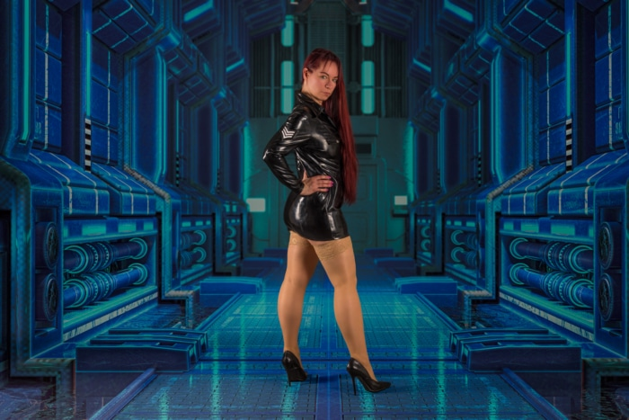 Latex Fotoshooting