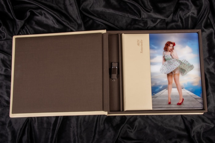 Fotobuch handgefertigt