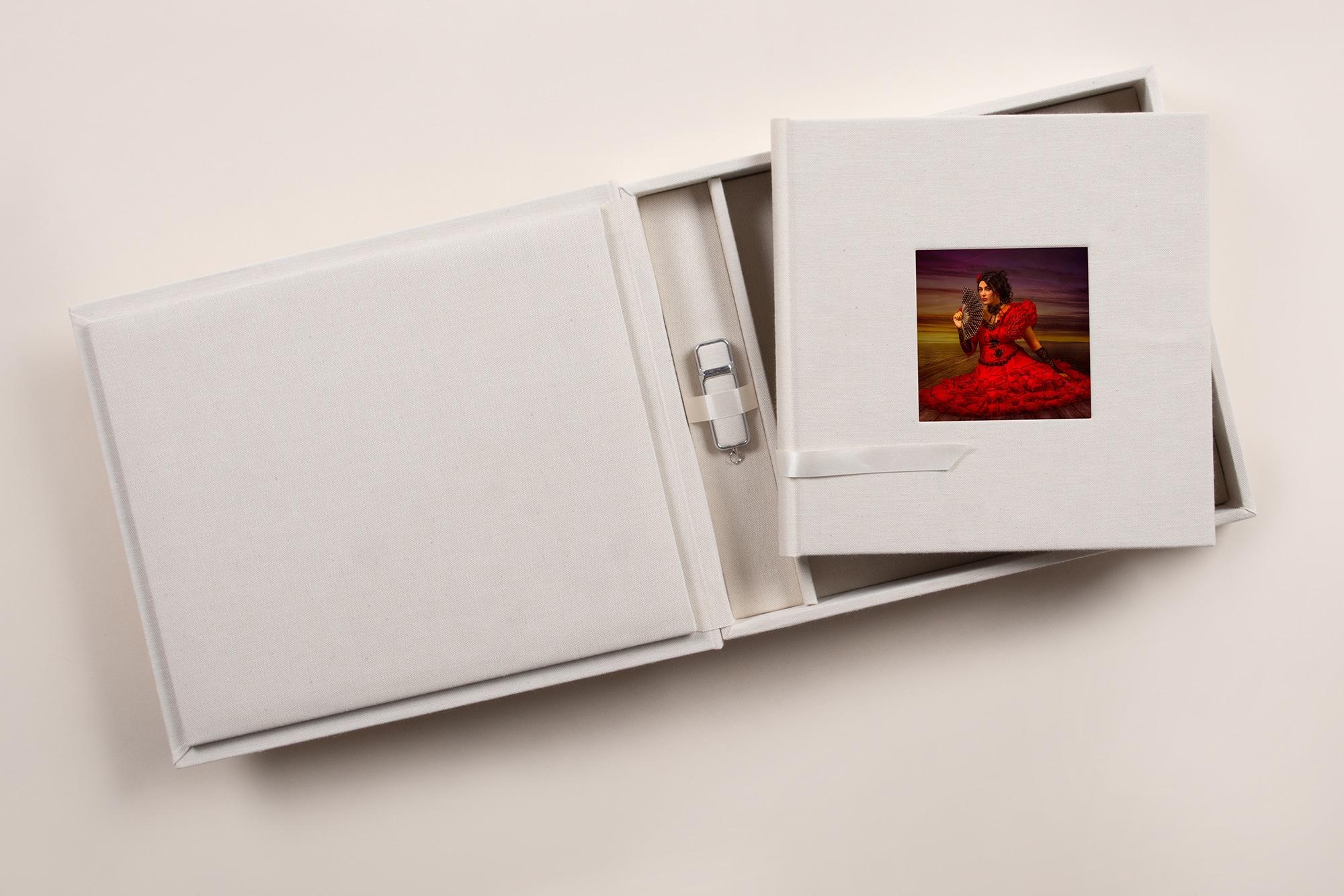 Fotoalbum mit Acrylcover