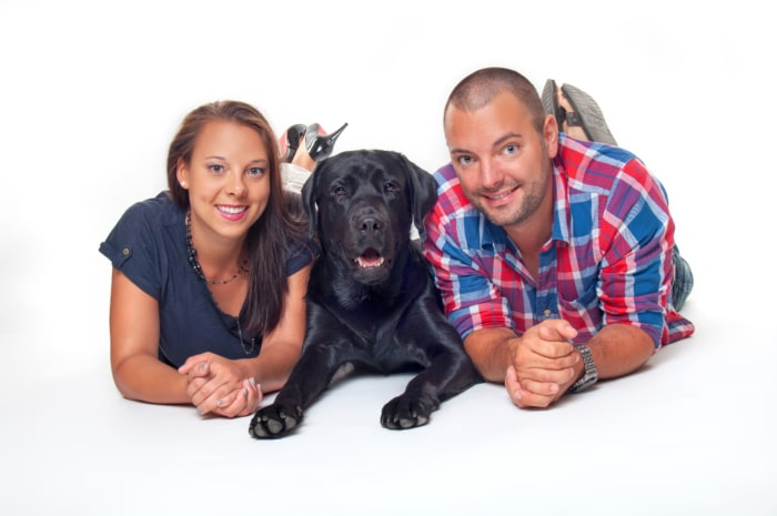 Familie - Hund