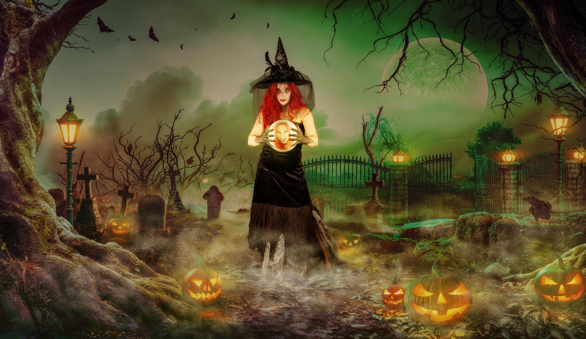 Halloween Fotoshooting