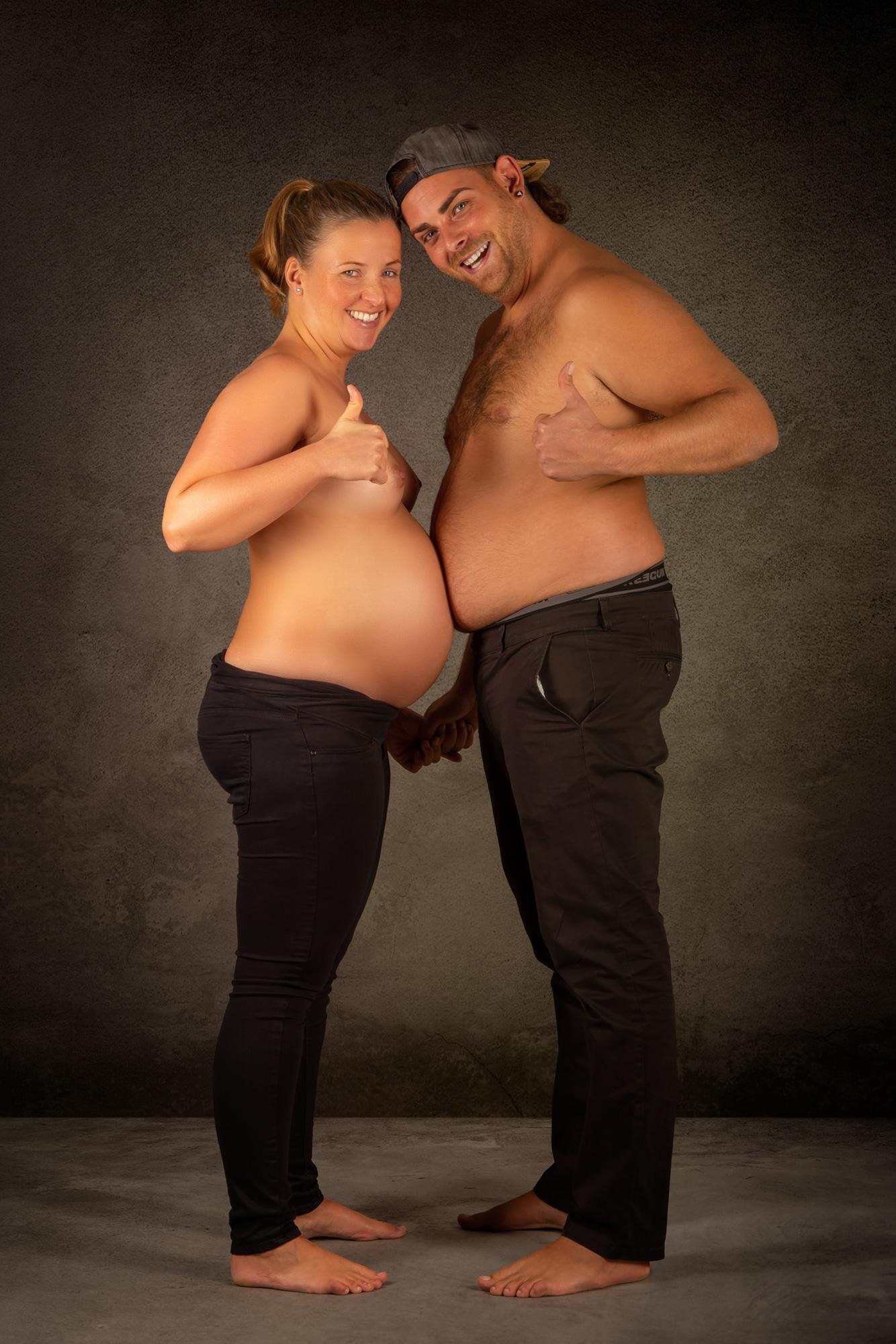 Schwangerschaft Fotoshooting