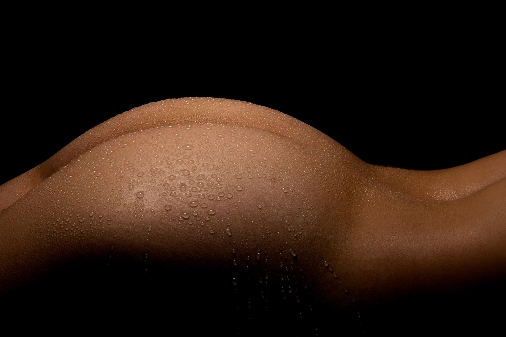 Wassertropfen Erotik